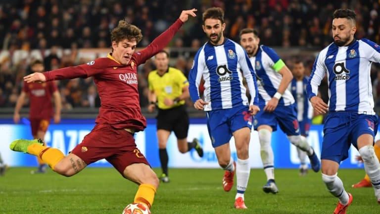 Champions League | Las alineaciones confirmadas para el FC Porto - AS Roma