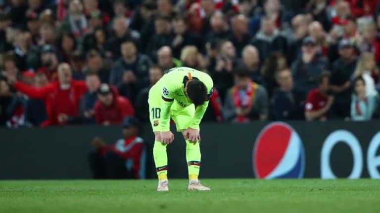 El 1x1 del del FC Barcelona tras hacer un papelón frente a el Liverpool