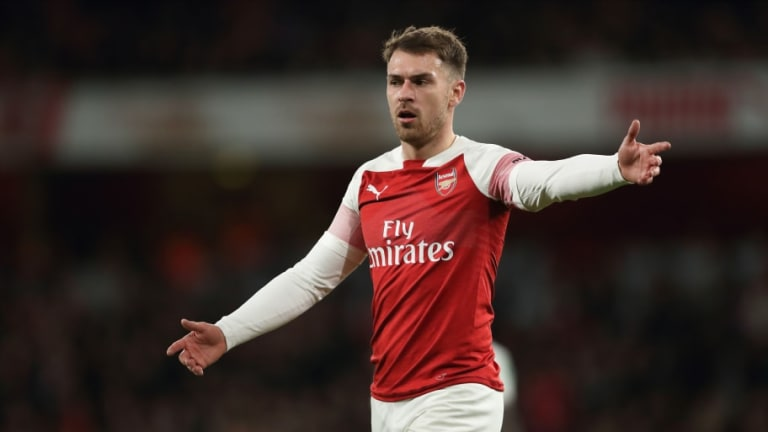 Barcelona Rule Out Aaron Ramsey 'Boyhood Dream' Move as Gareth Bale Encourages Spain Switch