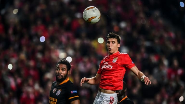 Manchester United Sent Scouting Party to Watch Benfica Starlet in Europa League Defeat