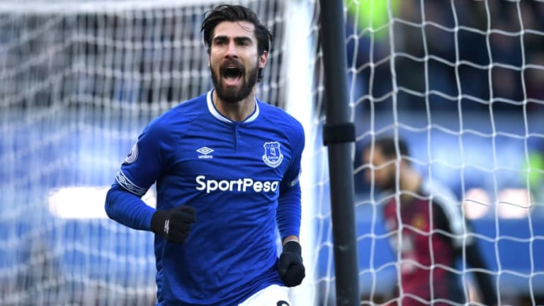 Andre Gomes Speaks Out on Future as Barcelona Midfielder Insists He Is Happy at Everton