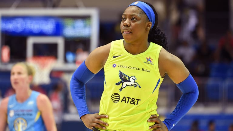Arike Ogunbowale, Wings Are Having Trouble Closing Games and It's Costing Them Wins