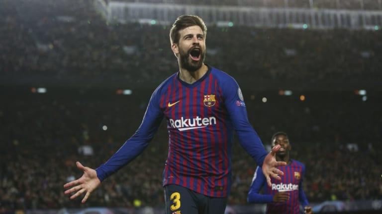Gerard Pique Reveals Lack of International Football Has Led to Improved La Liga Form at Barcelona