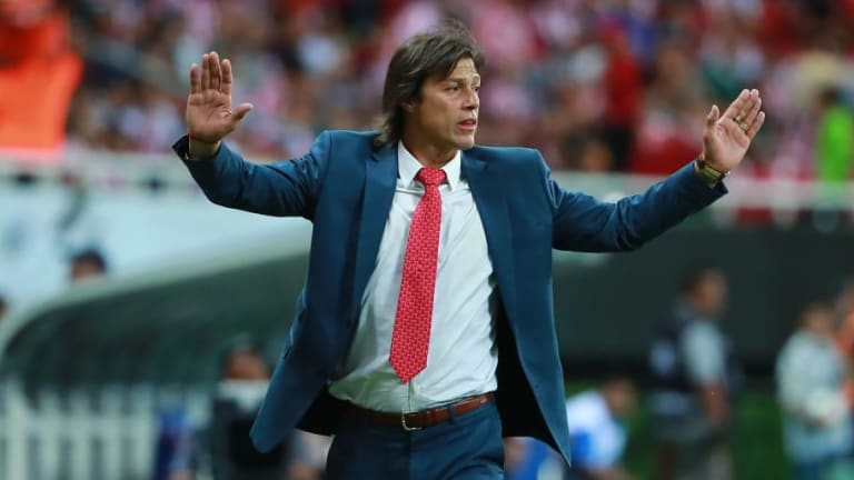 Matías Almeyda desmiente interés de Cruz Azul y se quedará en la MLS