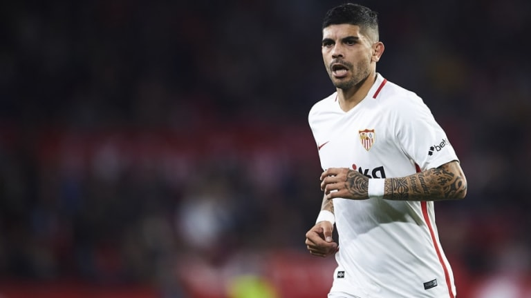 Arsenal Look to Reignite Interest in Summer Move for Sevilla Midfielder Ever Banega