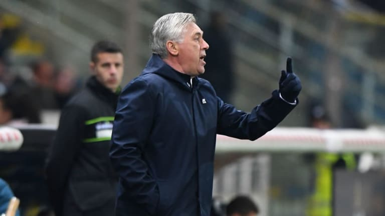Carlo Ancelotti Claims Napoli Played the 'Same Way' Against Parma But Had a Decisive Final Touch