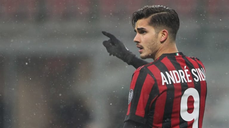 André Silva & 6 Other Strikers Who Flopped at AC Milan