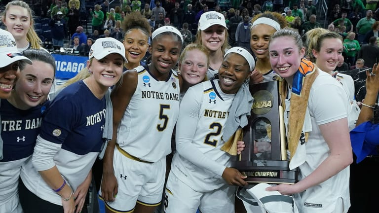 Final Four Preview: A Familiar Matchup in Notre Dame-UConn and Baylor's Bigs vs. Oregon's Offense
