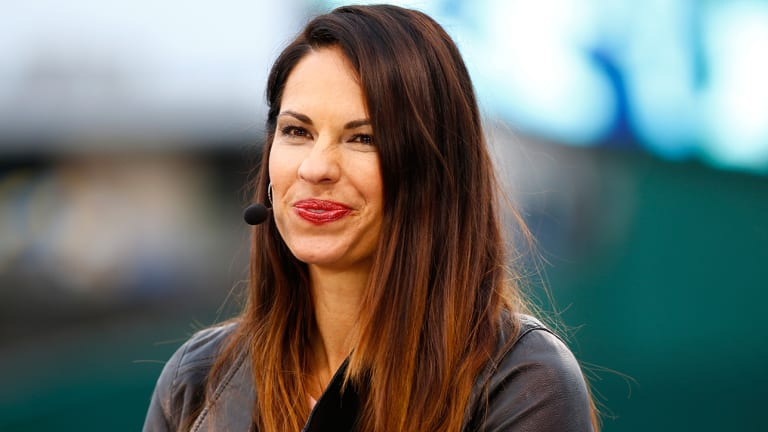 'This Is Bigger Than Me': Jessica Mendoza Embraces Role as Trailblazer in MLB