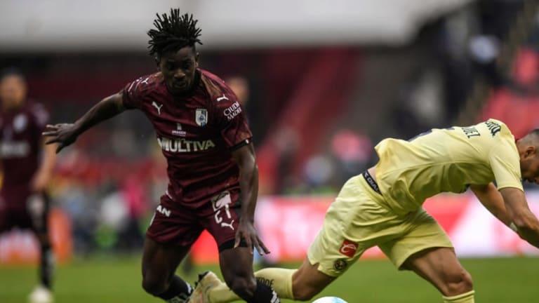 Selección de Costa de Marfil convoca a Aké Loba del Querétaro