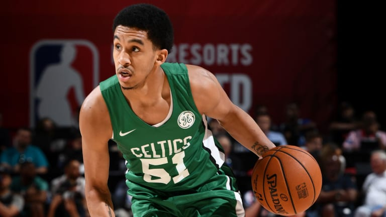 Father of Celtics' Draftee Tremont Waters Found Dead in Connecticut Hotel Room