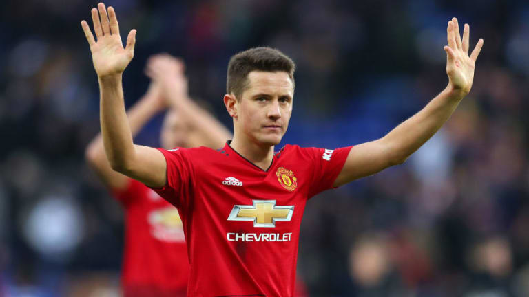 Ander Herrera Set for Man Utd FA Cup Return Against Wolves After Injury Lay-Off