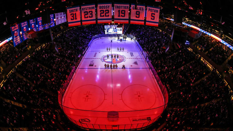 Islanders Set to Play First-Round Playoff Games at Coliseum