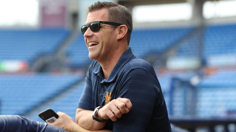 King of Queens: Brodie Van Wagenen Is Determined to Put the Mets Back on the Map