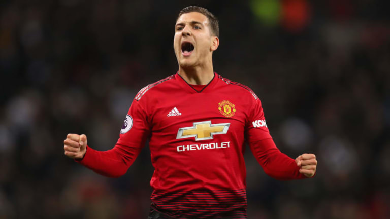 Man Utd Star Diogo Dalot Reveals Why He Decided to Buy Minibus for Former Side