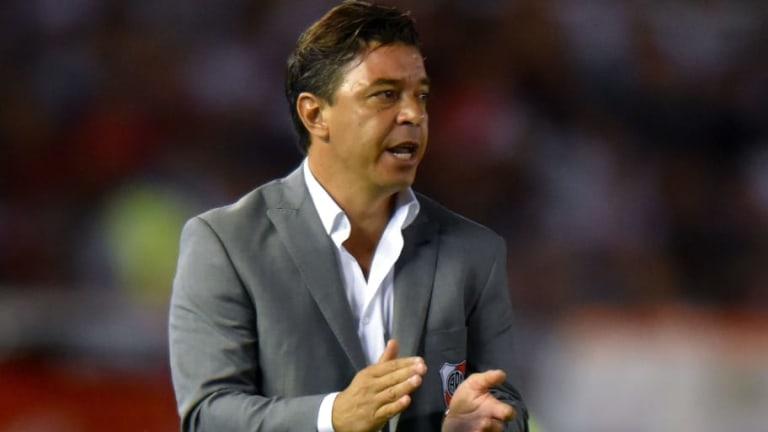 La probable formación de River para el debut en la Copa Libertadores