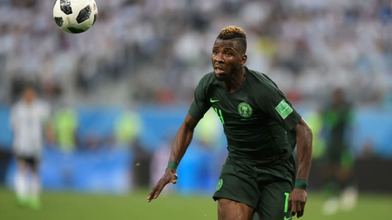 Leicester City Striker Kelechi Iheanacho Criticised by Nigeria Manager Following National Team Snub