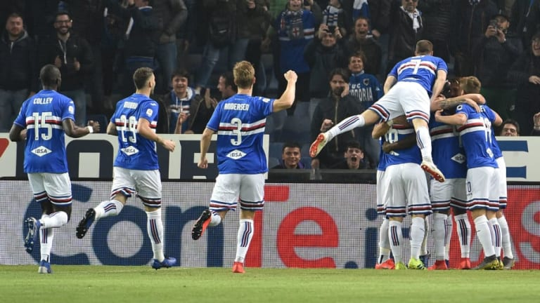 Sampdoria 1-0 Milan: Report, Ratings & Reaction as Sloppy Rossoneri Slip Up in Genoa