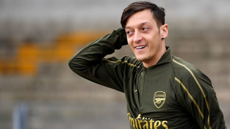 Mesut Ozil Offered to Turkish Clubs as Arsenal Look to Raise Transfer Funds This Summer