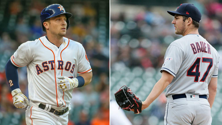 MLB Could Use More of the Twitter Beef We Saw Between Alex Bregman and Trevor Bauer