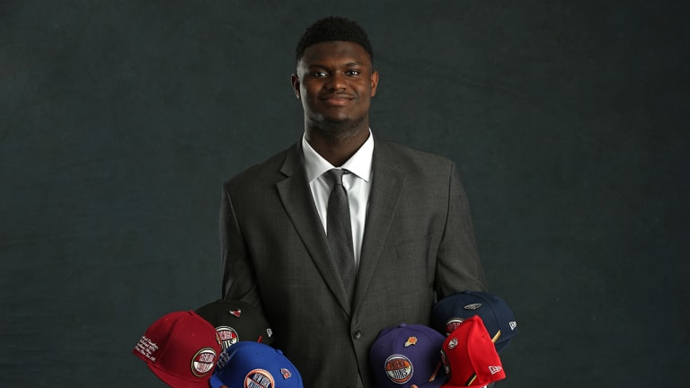 How Excited Should Zion Williamson Be About Playing in New Orleans? | Crossover Podcast