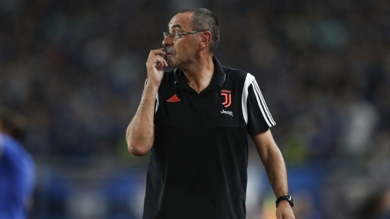 Maurizio Sarri Claims He Will Quit Smoking to Stop People Asking About it