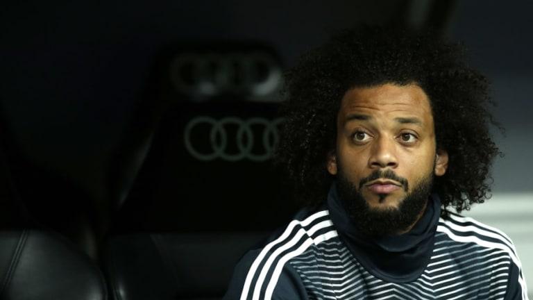 Marcelo cierra la puerta a la posibilidad de dejar el Real Madrid