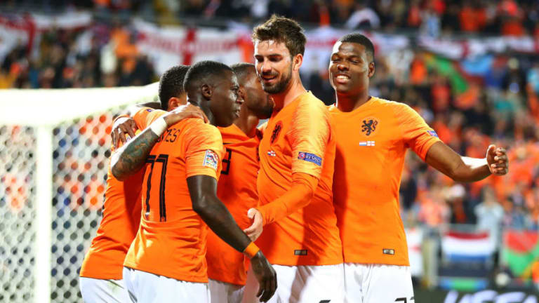 Netherlands 3-1 England: Report, Ratings & Reaction as Oranje Reach Nations League Final