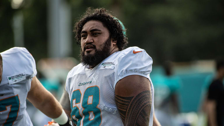 Bills Guard Isaac Asiata Announces Retirement From NFL