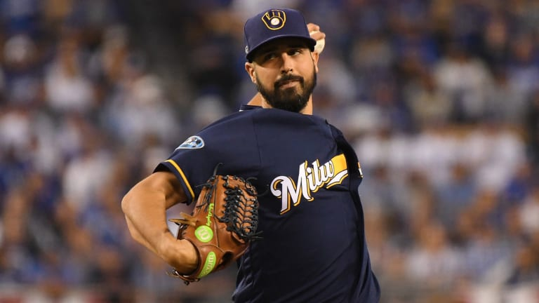 Report: Gio Gonzalez Agrees to One-Year Deal With Brewers