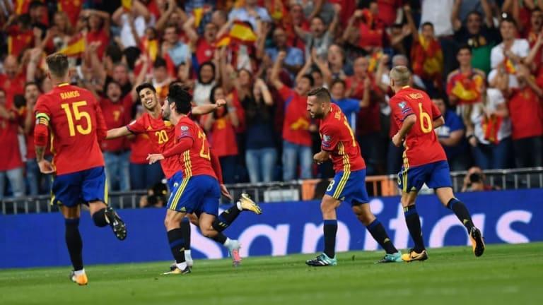 Los 6 estadios en los que España jugará la clasificación para la Eurocopa 2020