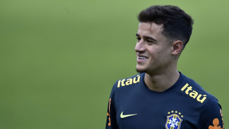 Liverpool 'Open' to Re-Signing Philippe Coutinho From Barcelona This Summer