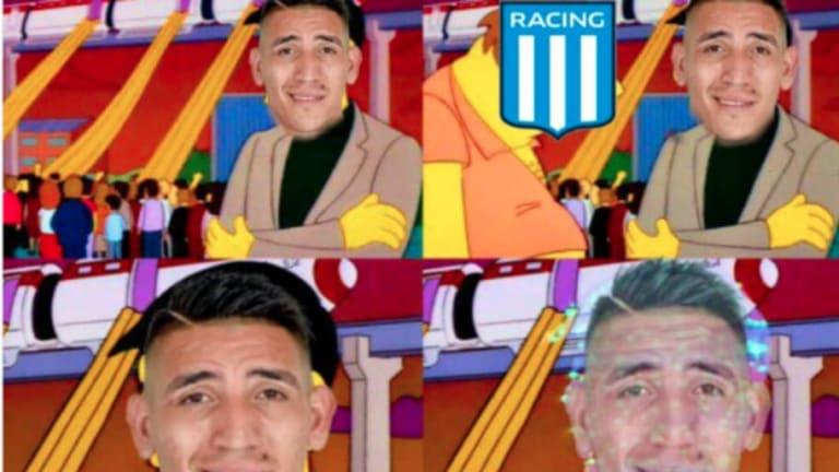 Los mejores memes de Racing campeón con Coudet, Centurión e Independiente como protagonistas