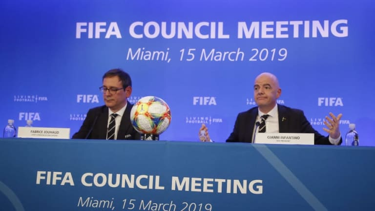 El Mundial de Clubes podría tener nuevo formato pero los clubes de Europa no lo aceptarían