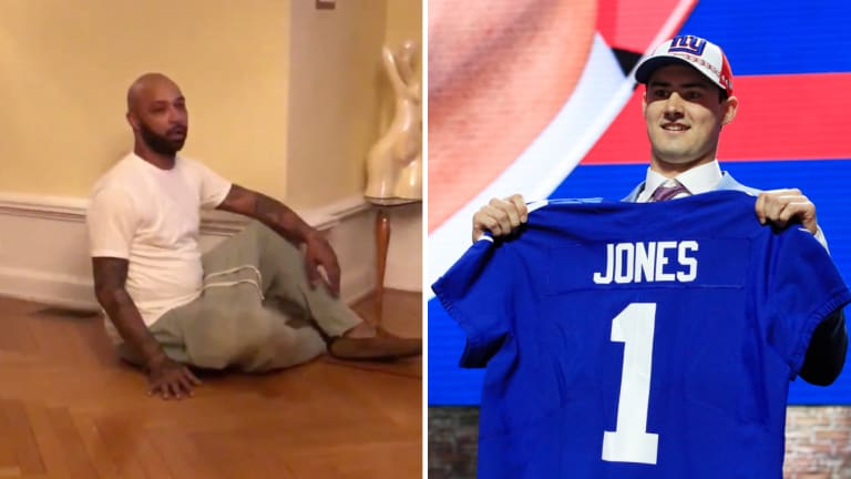 Friday's Hot Clicks: Giants Fans Everywhere Hated the Daniel Jones Pick