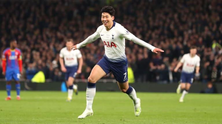 Tottenham 2-0 Crystal Palace: Report, Ratings & Reaction as Spurs Seal Win in Stadium Curtain Raiser