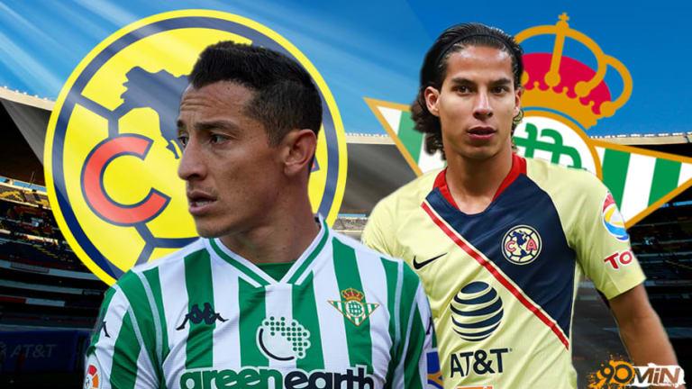 El Real Betis estaría dispuesto ceder a Andrés Guardado a cambio de Diego Lainez