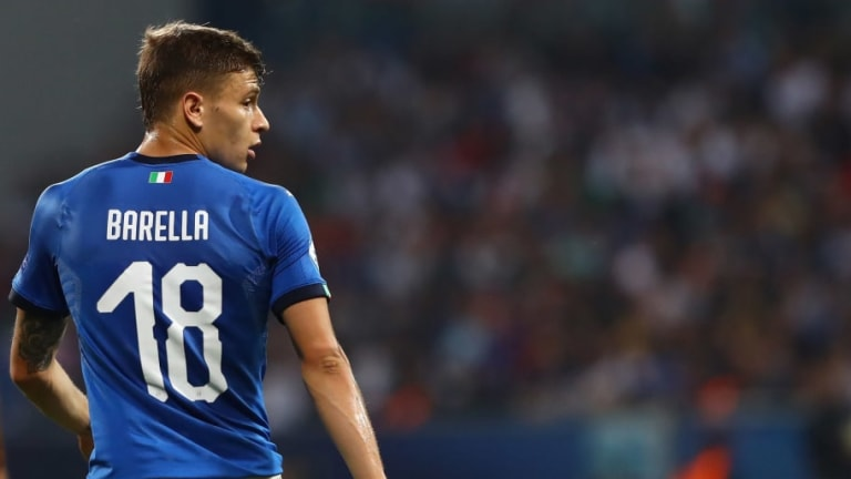 Nicolo Barella Reiterates Desire to Join Inter After Cagliari Agree Deal With AS Roma