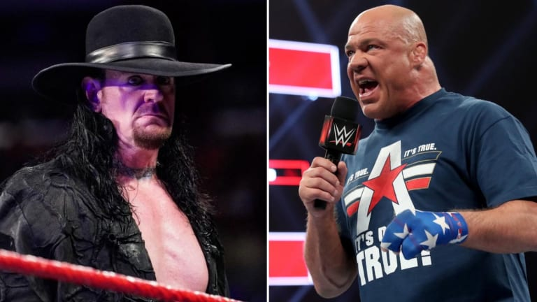 Why The Undertaker and Kurt Angle Dropped Out of AEW-Adjacent 'Starrcast II'