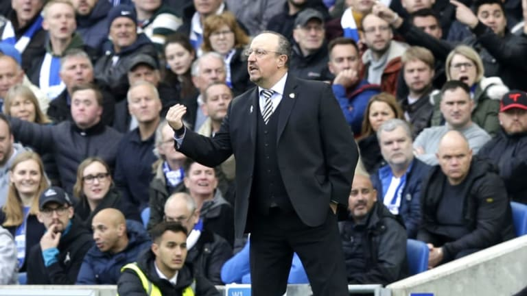 Rafael Benitez Gives Update on His Future Following Newcastle's Draw at Brighton