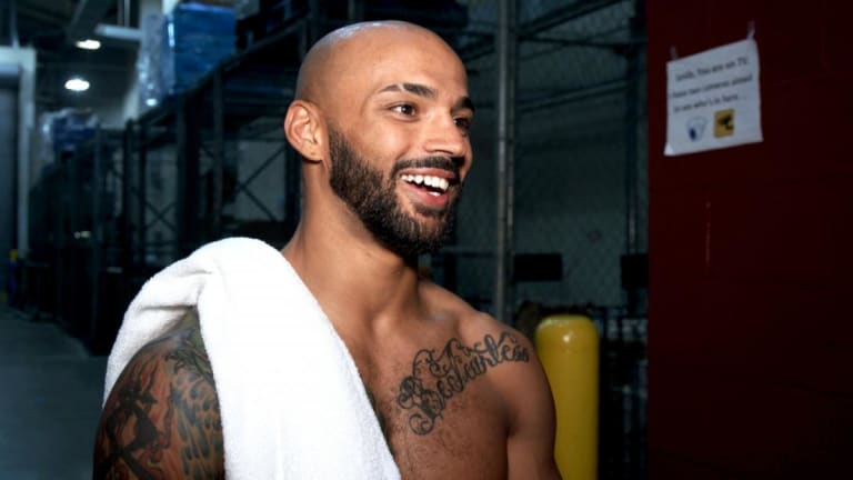 Q&A: Ricochet Can't Believe What He's Accomplished as 'Just a Kid From Kentucky'