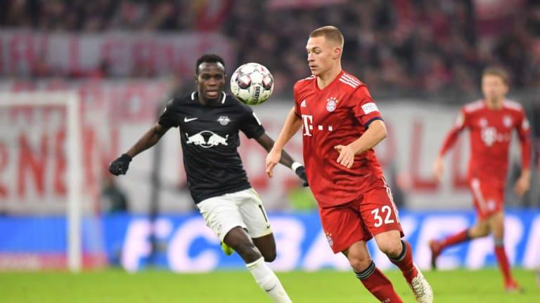 Rb Leipzig Gegen Bayern München 2021