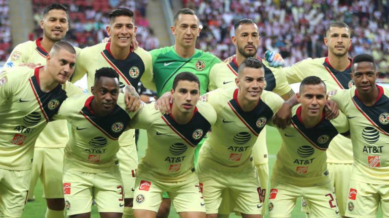 El América es el club de la Liga MX que más seleccionados aportó a Fecha FIFA