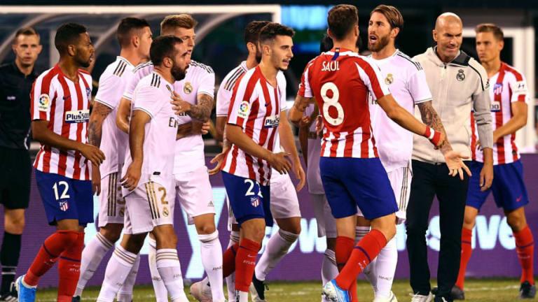 Sergio Ramos Tries to Excuse 7-3 Atletico Madrid Loss & His Reason Is Pretty Pathetic