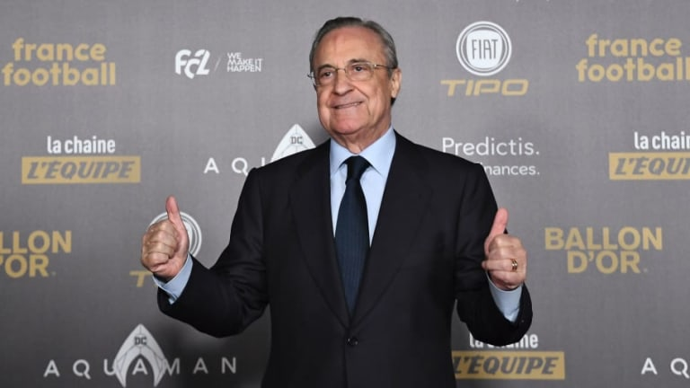Real Madrid President Florentino Perez Reveals Why He Is Jealous of Liverpool