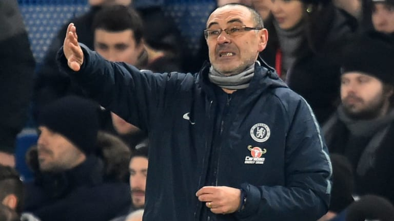 How Maurizio Sarri Is Emulating Jose Mourinho on a Path to Self Destruction at Chelsea