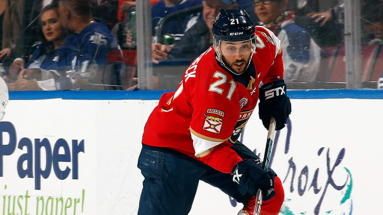 Vincent Trocheck Returns to Panthers After Missing Nearly Two Months
