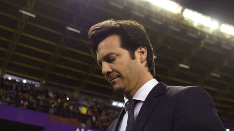 Real Madrid Set to Make Imminent Decision on Santiago Solari Future With Jose Mourinho on Standby
