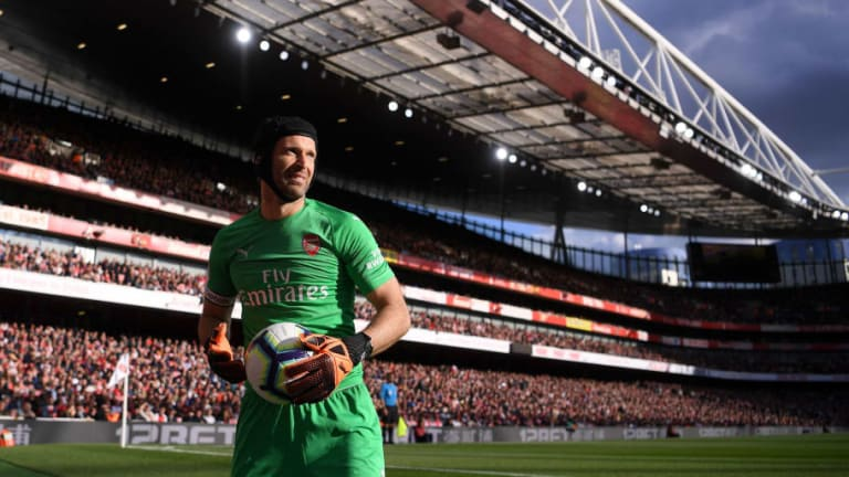 Arsenal Offer Petr Cech Coaching Role But Could Miss Out as Chelsea Weigh Up Appointment