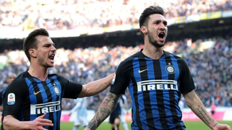 Inter 2-0 SPAL: Report, Ratings & Reaction as Nerazzurri Keep Pace With Rivals Ahead of Derby